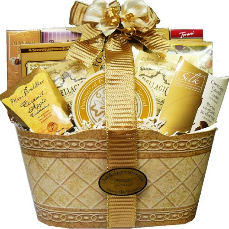Golden mix chocolates giftbaskets products dubai gifts for Golden wedding anniversary gift ideas